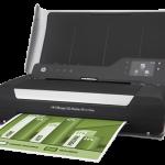 Portable Ink Jet Printer